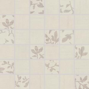 Mozaika Rako Textile Slonová kost