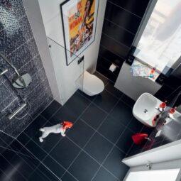Koupelna Vampa