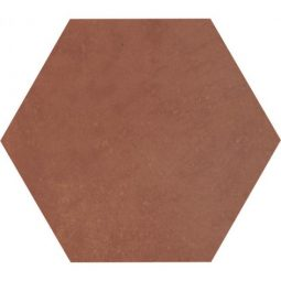 Dlažba Cotto Naturale Hexagon 26x26