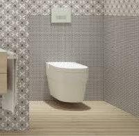 Black&White záchod