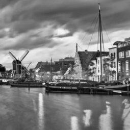 Dekor Amsterdam Sklo 2