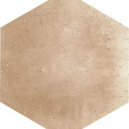 Dlažba Flamenco Beige Natural Hexagon 28x33 (1)