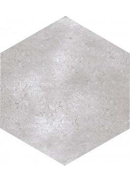 Dlažba Flamenco Grey Hexagon 28×33 (1)