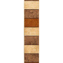 Dlažba Rufus Beige Listela 7,7x40