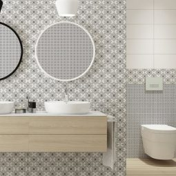 Koupelna Black&White
