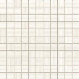 Mozaika Indigo Bílá 30x30