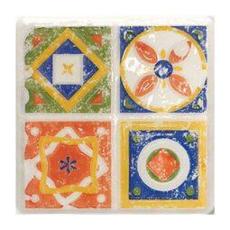 Dekor Majolika Quartet 3 11,5x11,5
