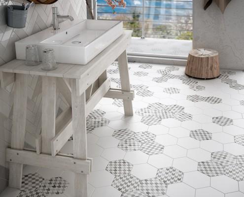 Hexa mate Koupelna 1