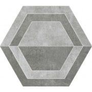 Hexagon Scratch B