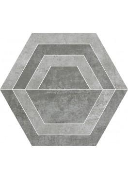 Hexagon Scratch C