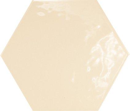 Hexagon brillo Crema