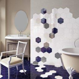Koupelna Hexatile Brillo