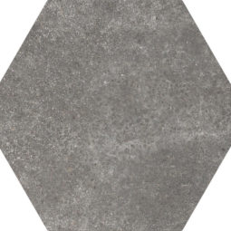 Hexatile Cement Black 17,5x20