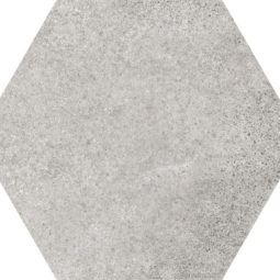 Hexatile Cement Grey 17,5x20