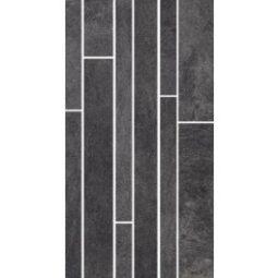 Listela Taranto Grafit 20x52