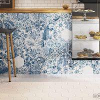 kuchyn lisboa hexa patch