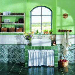 Kuchyně Majolika