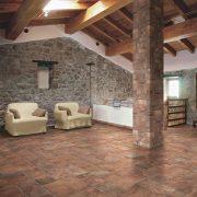 Brick America obývací pokoj