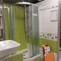 Koupelna Fresh Zelená 1