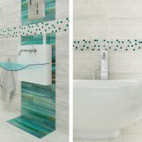 Koupelna Laterizio značky Paradyz
