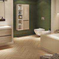 Koupelny Cersanit dostupné v Liberci