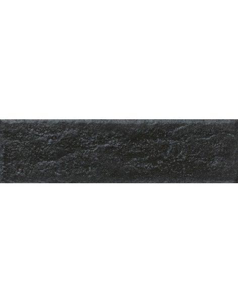 Obkladový Pásek Scandiano Nero 6,5×24,5