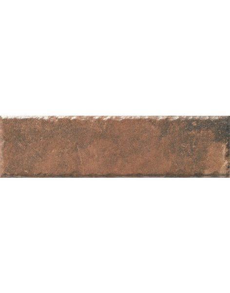 Obkladový Pásek Scandiano Rosso 6,5×24,5
