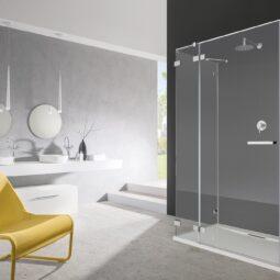 Sprchové kouty a zástěny
