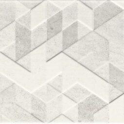 Dekor Emilly Grys Struktura 30x60