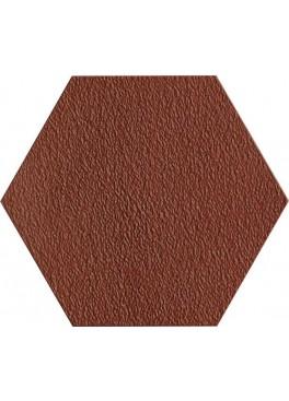 Dlažba Klinker Natural Rosa Duro Heksagon 26×26
