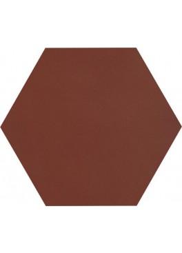 Dlažba Klinker Natural Rosa Heksagon 26×26