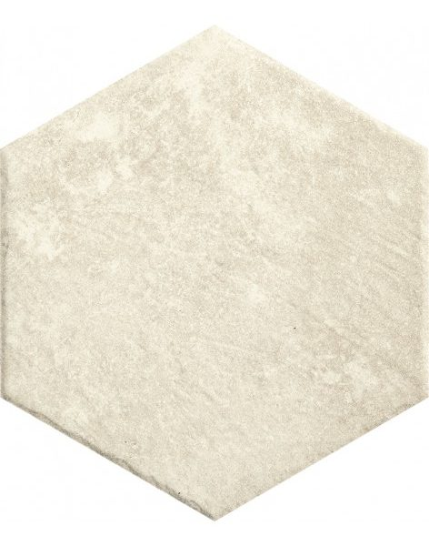Dlažba Scandiano Beige Hexagon 26×26