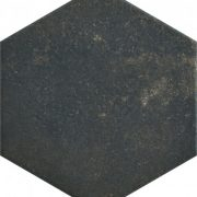 Dlažba Scandiano Brown Hexagon 26×26