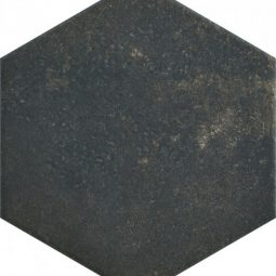 Dlažba Scandiano Brown Hexagon 26x26