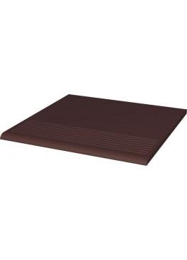 Schodovka Natural Brown 30×30
