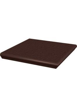 Schodovka Rohová Natural Brown Duro 33×33