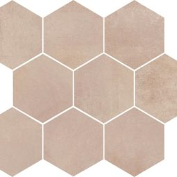 Arlequini mosaika hexagon 28x33,7