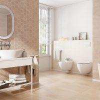 Arlequini rektifikovaná koupelna