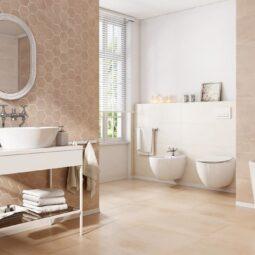 Koupelna Arlequini