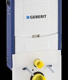 Geberit Kombifix nádržka k WC pro zazdění