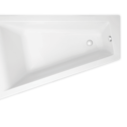 Rohová vana Laguna Idea Plus 160x100 cm