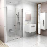 Sprchové dveře Chrome CSDL2