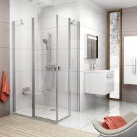 Sprchový kout Chrome CRV2+CRV2