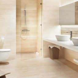 Koupelna Classic Travertine