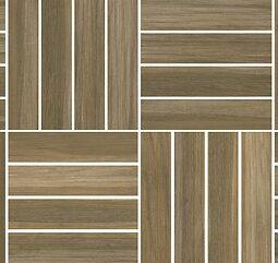 Dekor Ambio Brown Mosaic 25x40