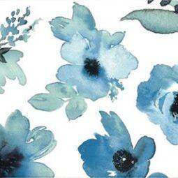 Dekor Grany Flora 25x75