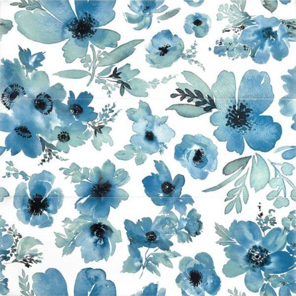 Dekor Grany Flora 75×75