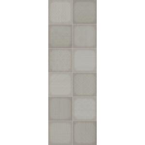 Dekor Grany Gris 25×75