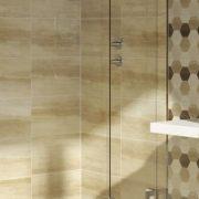 Koupelna Mosa Béžová