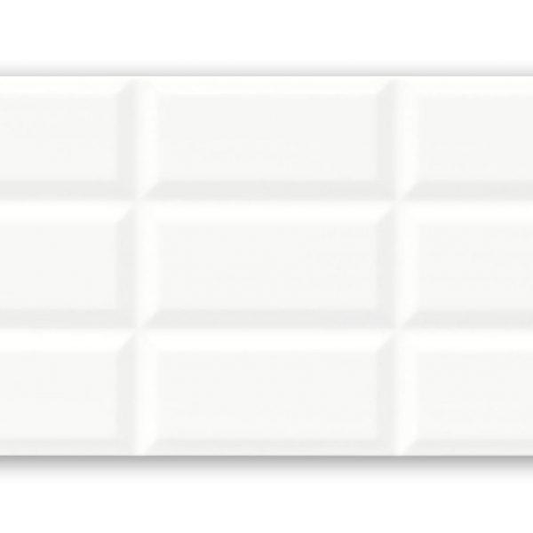 Naris PS604 bílá struktura 29,7×60
